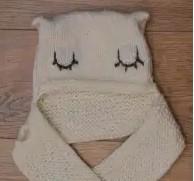 le bonnet écharpe