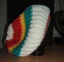 bonnet rasta couleurs