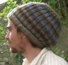 tricoter un bonnet rasta homme