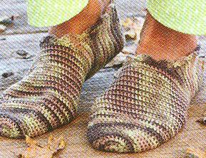 chaussons adultes : les babouches