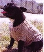 Manteaux grands chiens : bouledogue