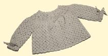Tricoter des brassières bébé au crochet