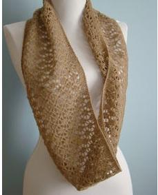 Tricoter une écharpe au crochet