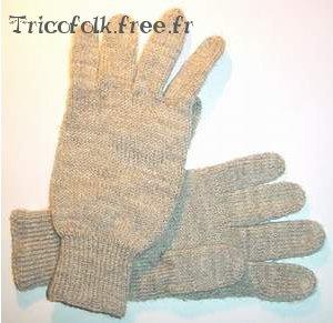 gants simples