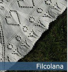 tricoter une couverture bébé ou un châle