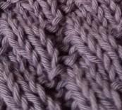 tricoter une couverture bébé au point diagonaleouverture