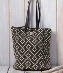 Tricoter un sac jacquard