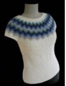 Tricoter un pull jacquard